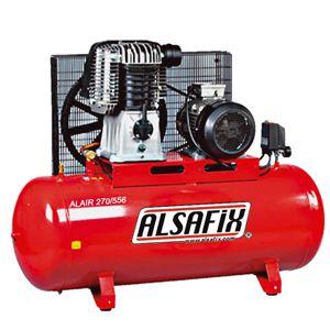 Compresor electric trifazat cu piston Alsafix Alair 270/556