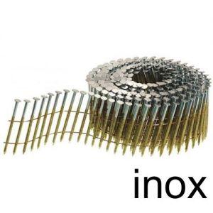 Cuie in role tip 16F inelate INOX A2 - dimensiuni diverse