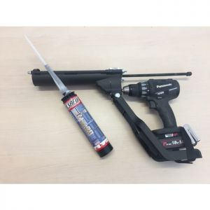 Pistol de injectie pentru masina de insurubat - tuburi 300 ml